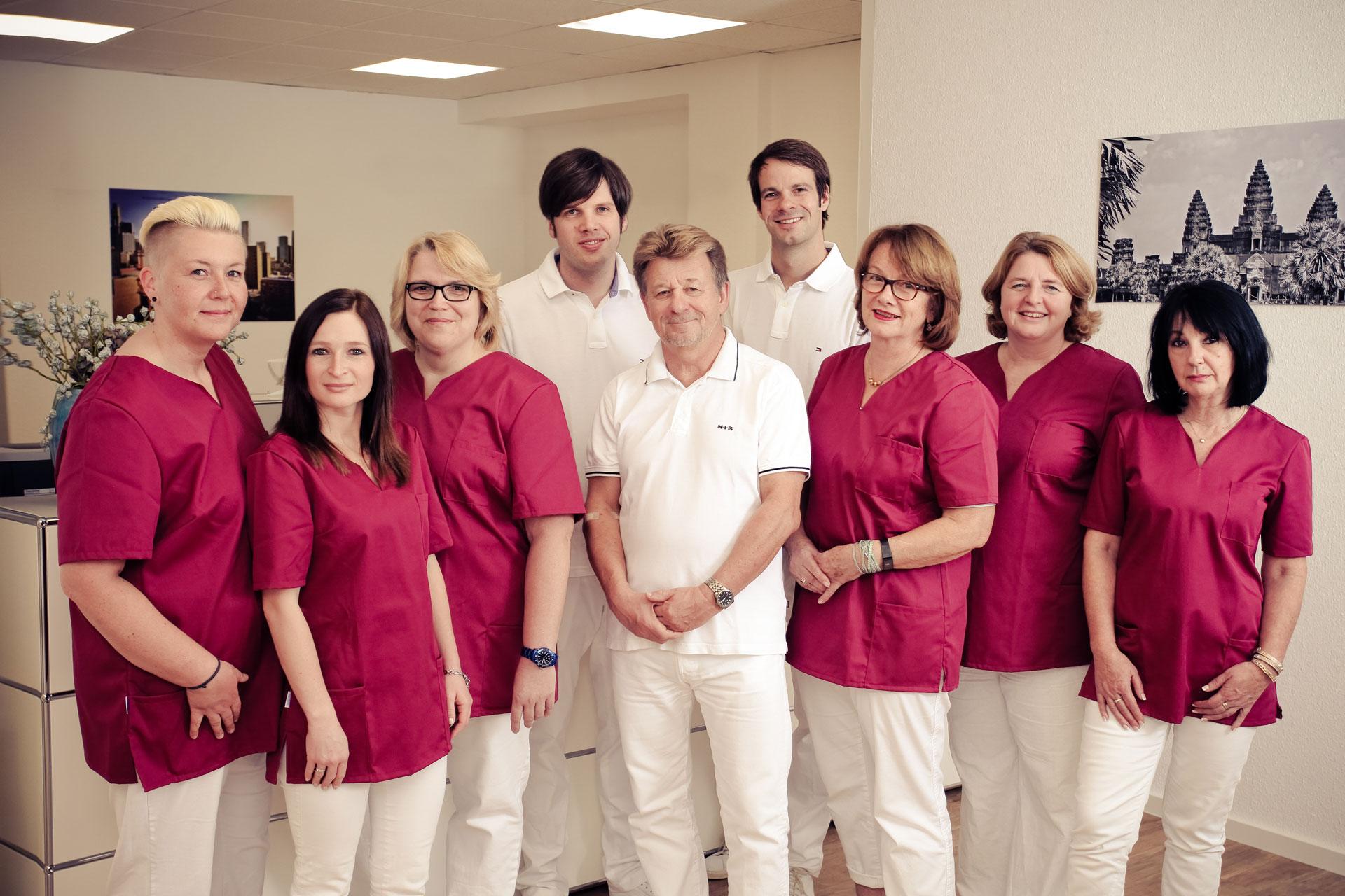 Praxisteam, Internisten, Hausarzt, Darmstadt